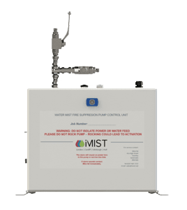 iMist Fire Suppression Pump