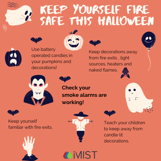 iMist Fire Safety Tips