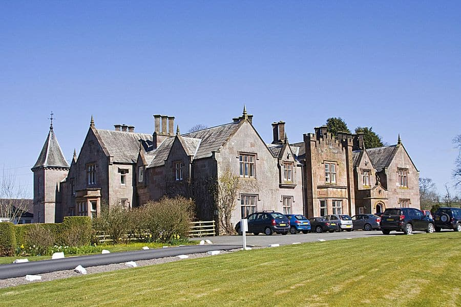 Residential case study where iMist installed a fire suppression system in Wales for a carehome