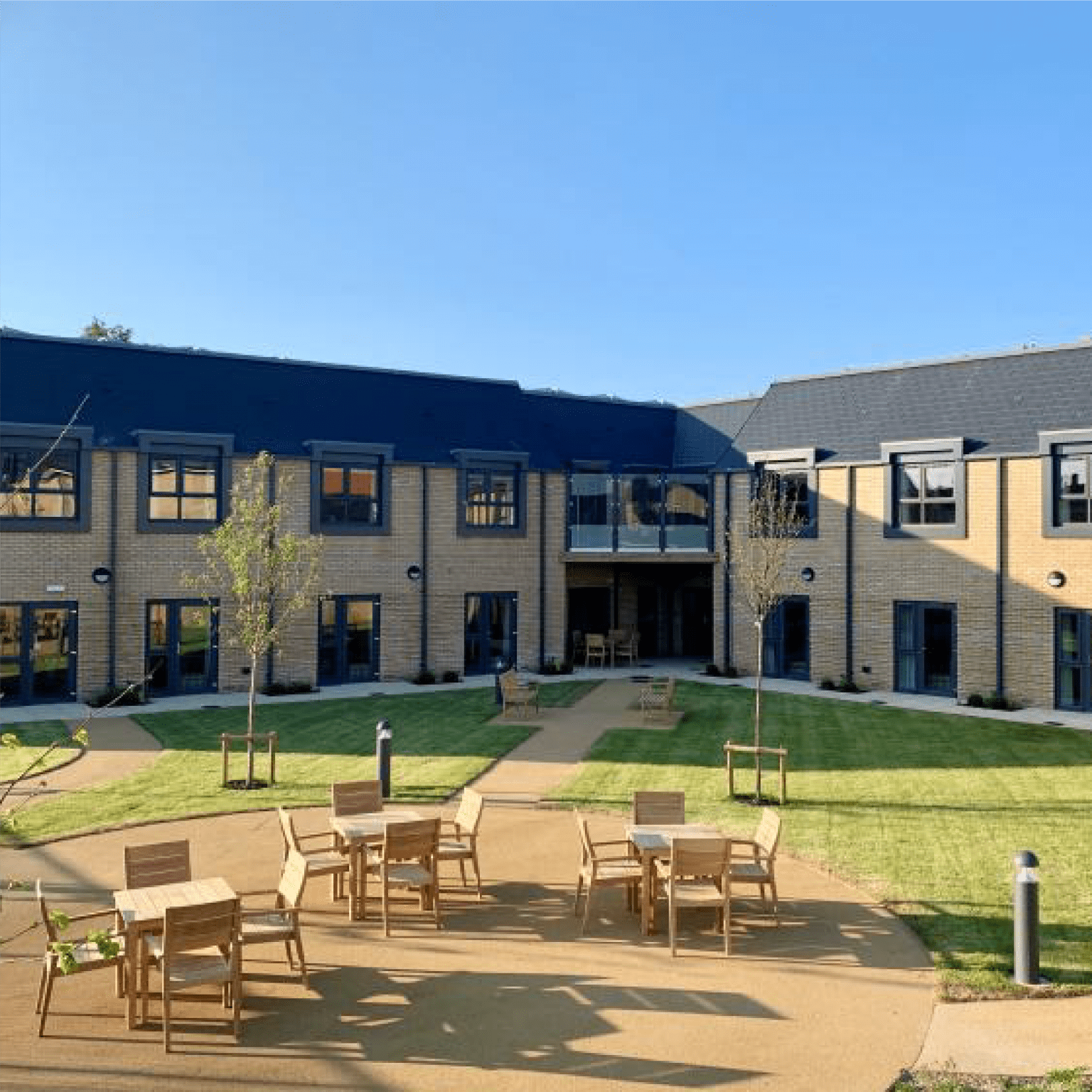 iMist installed a full fire suppression system for Melbourne Springs care home