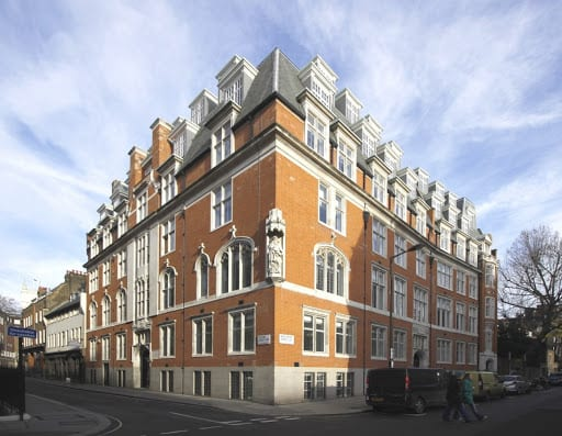 iMist installed a fire suppression system for residential apartments in Great Peters Street