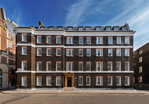 Residential London iMist case study where iMist installed a full fire suppression system
