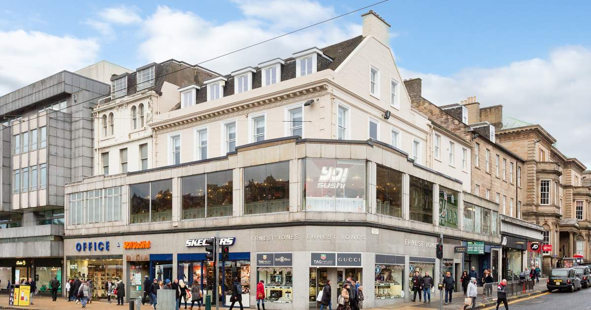 Residential case study where iMist installed a fire suppression system in Wales for apartments above the shops and around the side