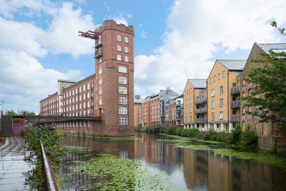 Rowntree Wharf, residential case study where iMist installed a fire suppression system