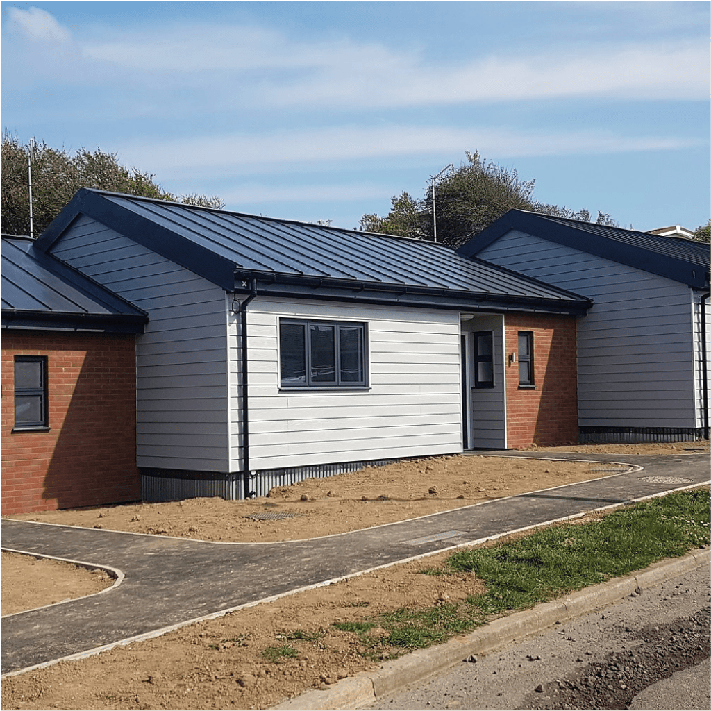 modular building case study for ashington gardens