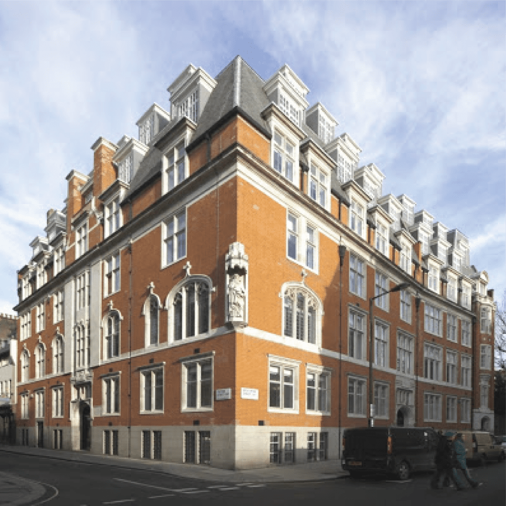 great peters street residential flats in london, iMist installed a fire suppression system