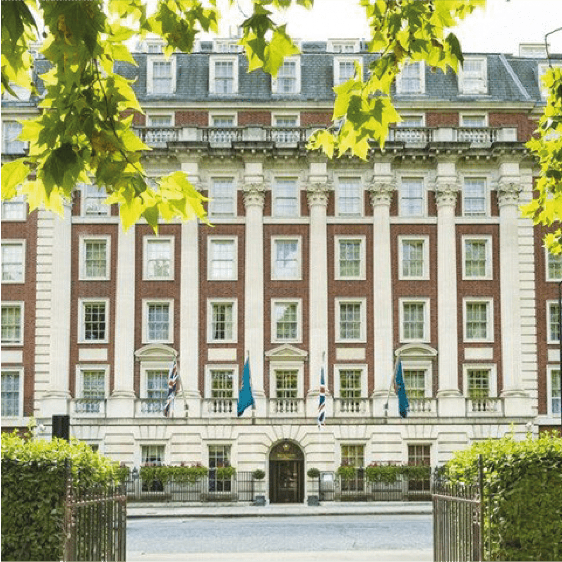 millennium hotel in mayfair, imist installed a fire suppression system, hotels and hostels case study