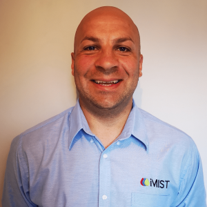 Gareth regional manager for wales from iMist Fire Suppression